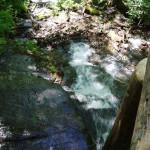Juneywhank Falls downstream